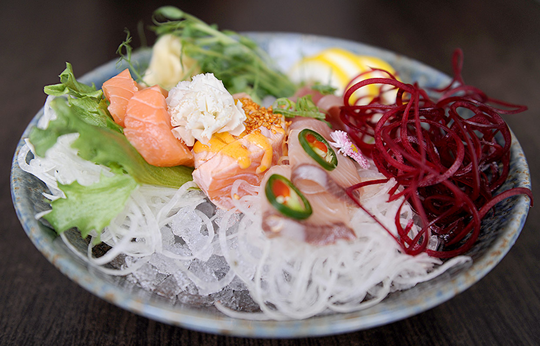 Sushi Room Sashimi