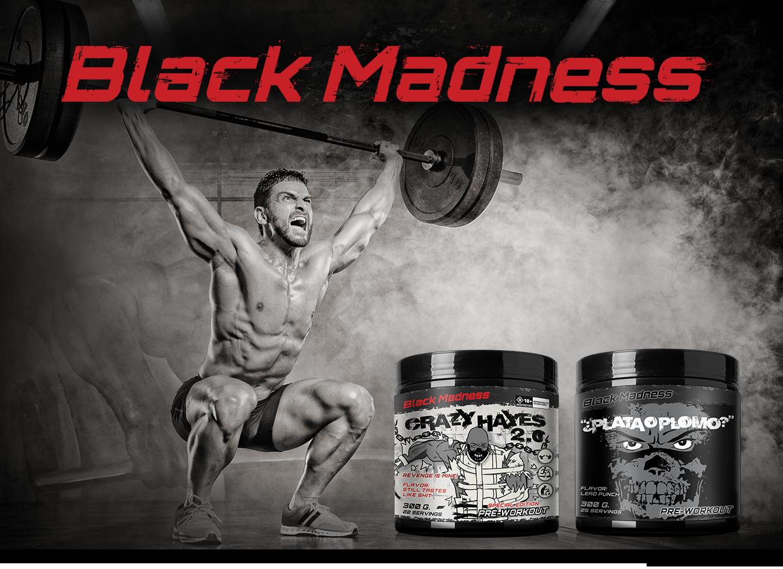 black madness pwo