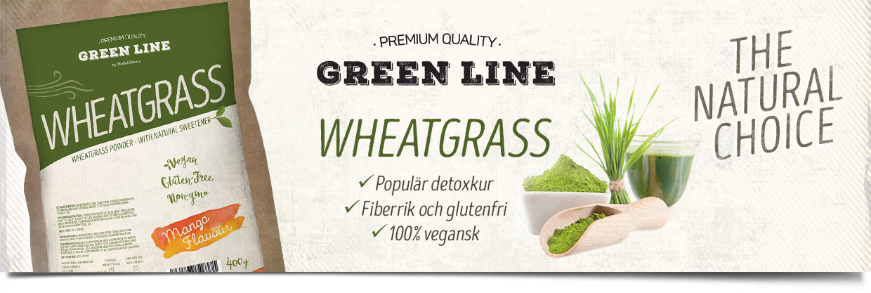 Green Line Wheatgrass