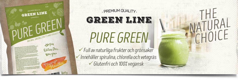 Green Line Pure Green