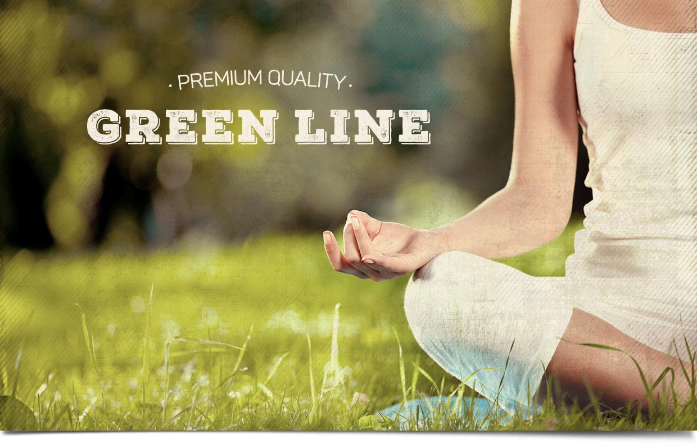 Green Line Premium Quality