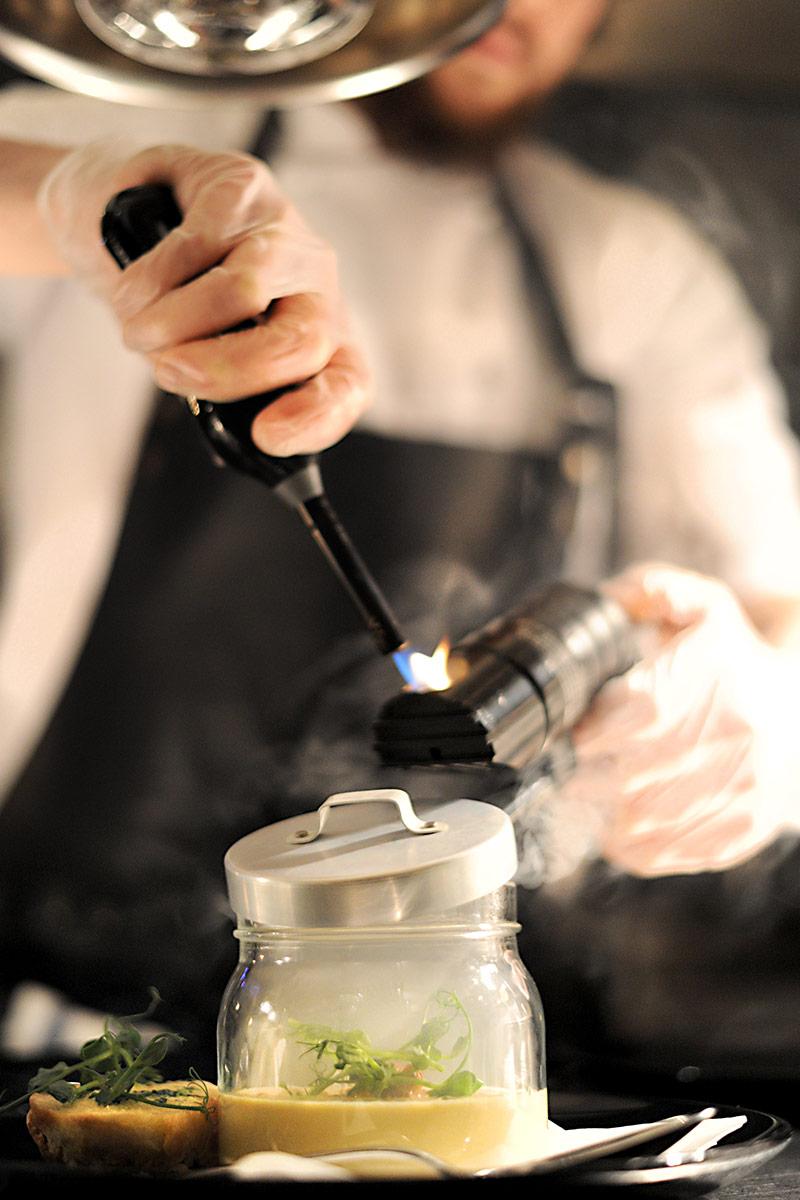 Restaurang HumleLiret Soppa